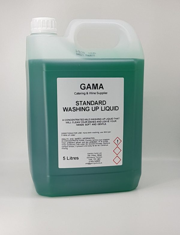 washing up liquid 10%