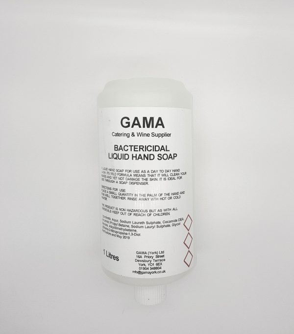 bactericidal hand soap