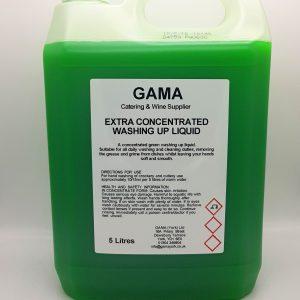 Extra Washing Up Liquid 30% 5l
