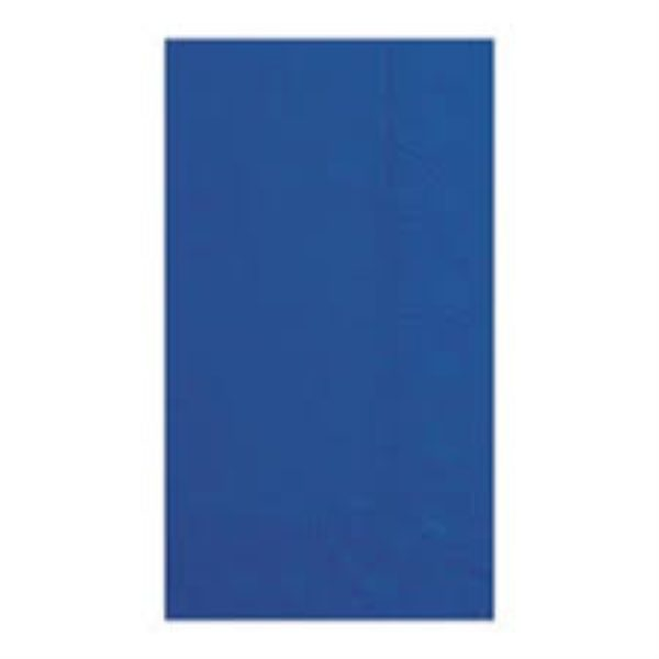 Blue Lunch Napkins 8 fold