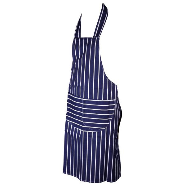 Blue-Stripped-Apron