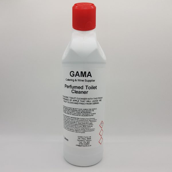 GAMA Perfumed Toilet Cleaner 1l