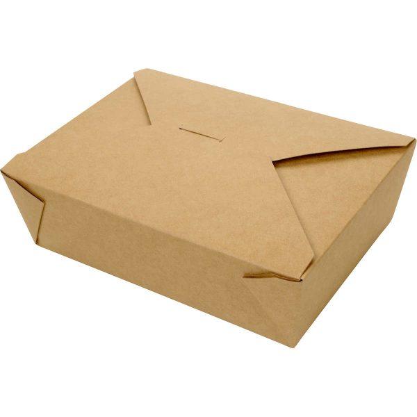 #3 Large Kraft Food Boxes