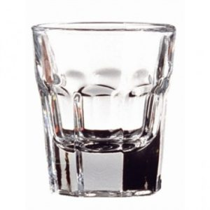 Olympia Orleans Shot Glasses