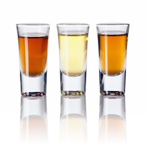 Olympia Shot Glasses