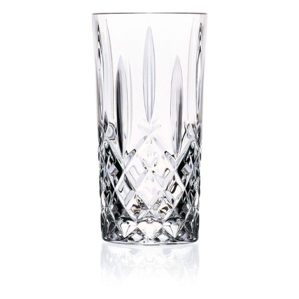 Crystal HiBall Glasses 396ml- Set of 4