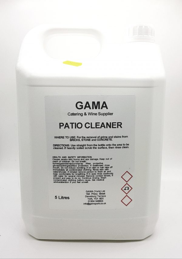 Patio Cleaner