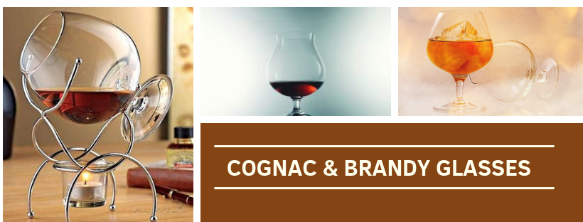Cognac & Brandy Glasses