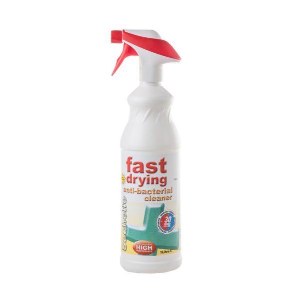 Fast Drying Antibacterial Spray