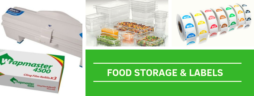 Food Storage and Labels