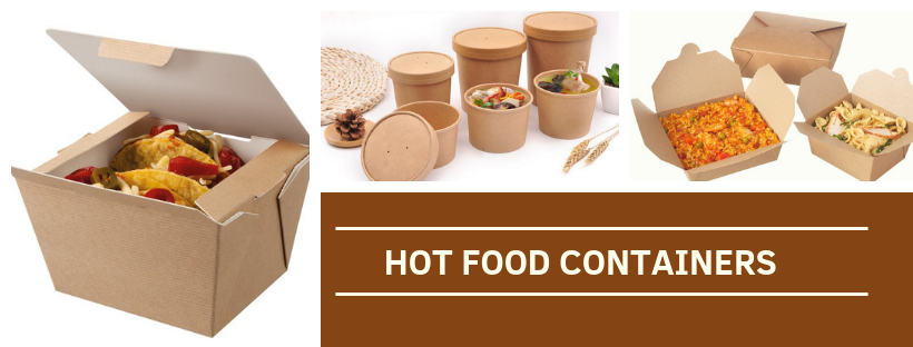 Hot Food Containers - Catering Supplies - Affordable quality