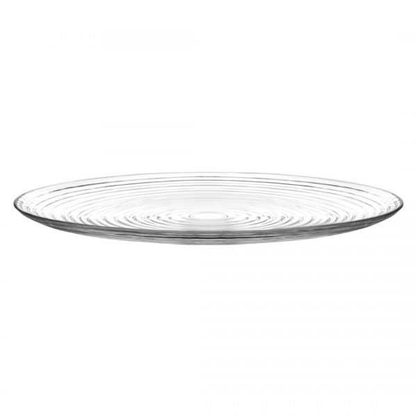 Glass Serving Plater