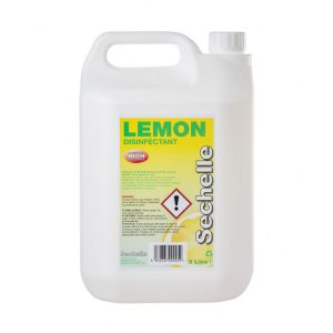 Lemon Disinfectant 5l