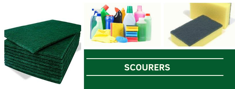 Scourers