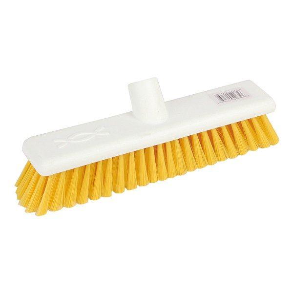 yellow stiff broom