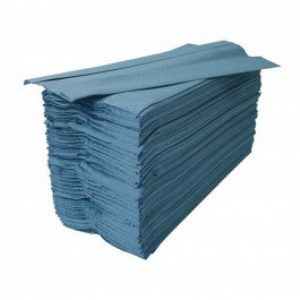 Z Fold Paper Towels Blue
