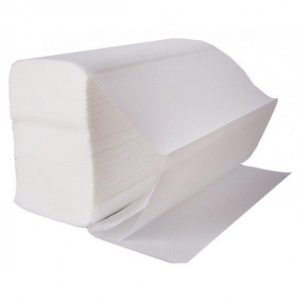 Z Fold Paper Towels White 2 ply 3000