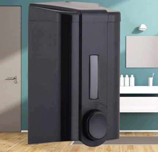 Black Soap Dispenser