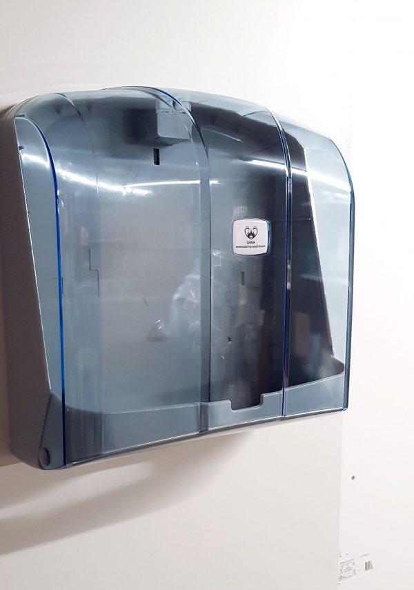 Paper Towel Dispenser C Fold