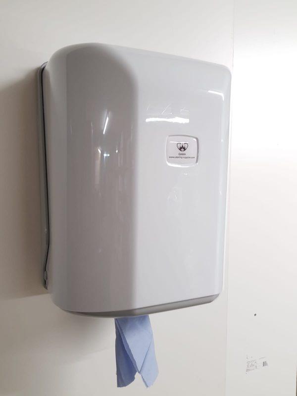 Blue Rolls Dispenser