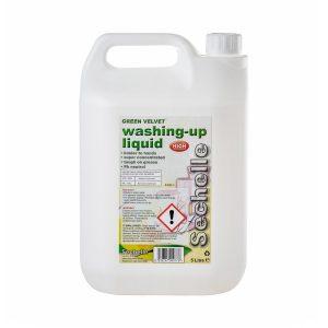 Green Velvet Washing Up Liquid