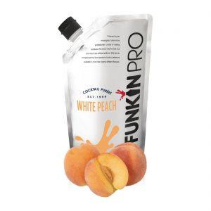 Funkin White Peach Puree