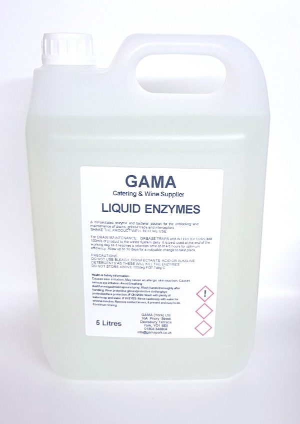 Liquid Enzymes Cleaner