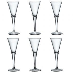 Fiore Stemmed Sherry Glasses