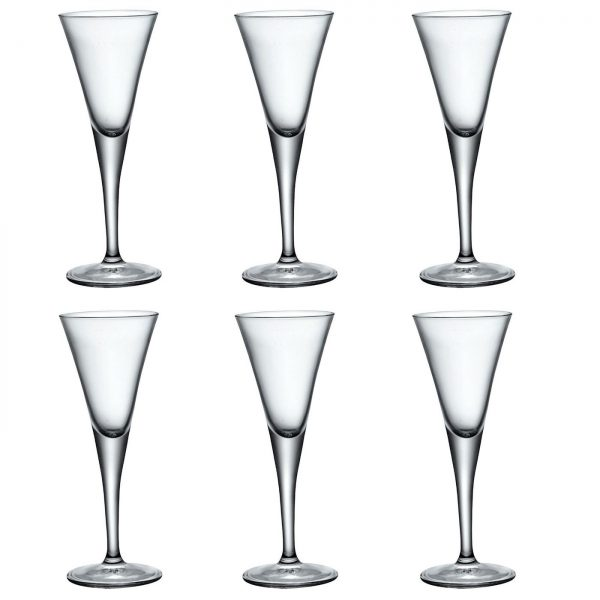 Fiore Stemmed Sherry Glasses