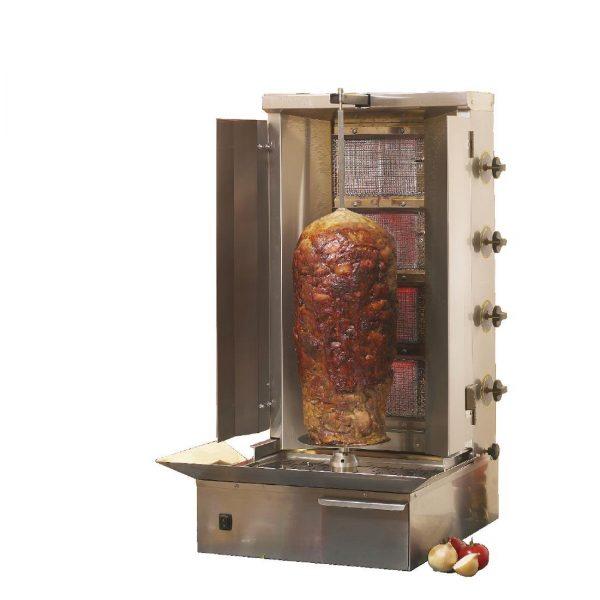 Roller Grill LPG Gas Doner Machine