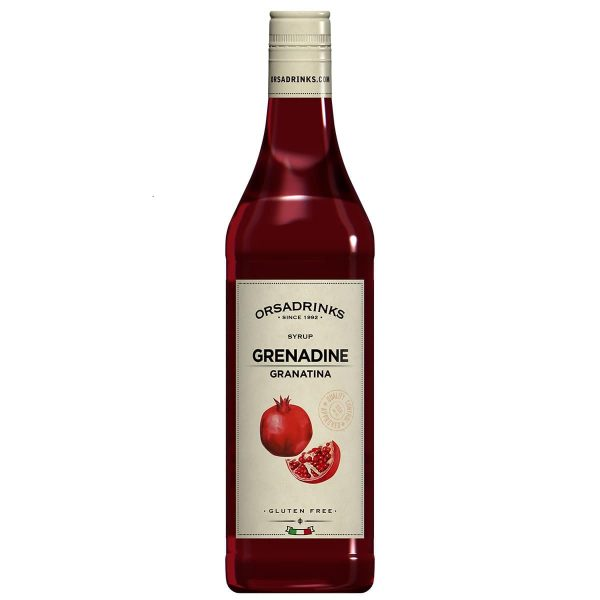 ODK Grenadine Syrup