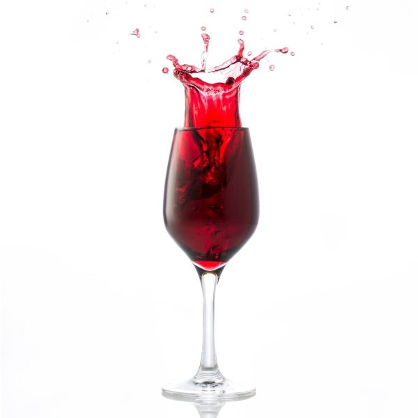 Polycarbonate Wine Glasses