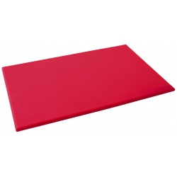 High Density Red Chopping Board