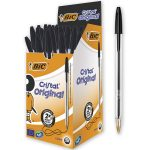 BIC Cristal Ballpoint Pen Medium Point 1.0mm Black