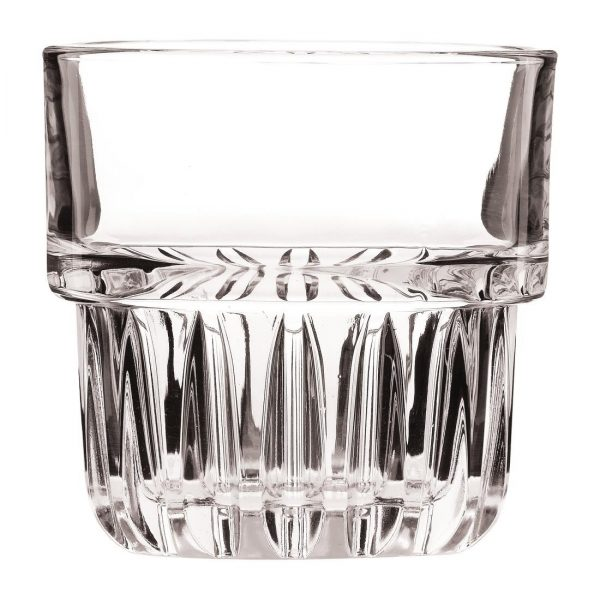 Libbey Everest Double Old Fashioned Glasses