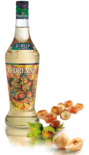 Vedrenne Hazelnut Syrup