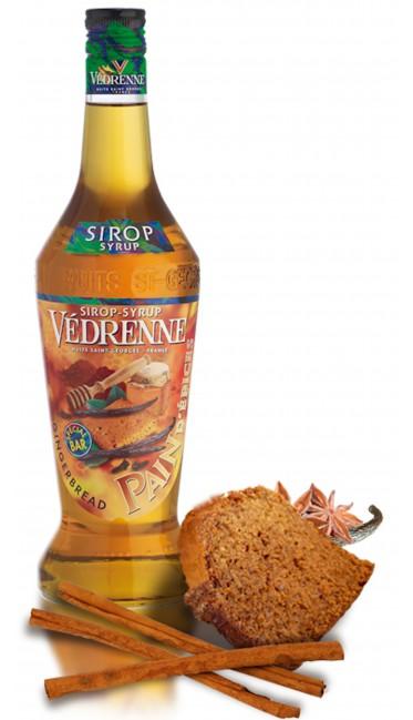 vendrenne gingerbread syrup