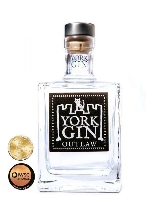 YORK GIN OUTLAW